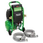 Оборудование Gruenbeck для промывки и санирования установок и трубопроводов