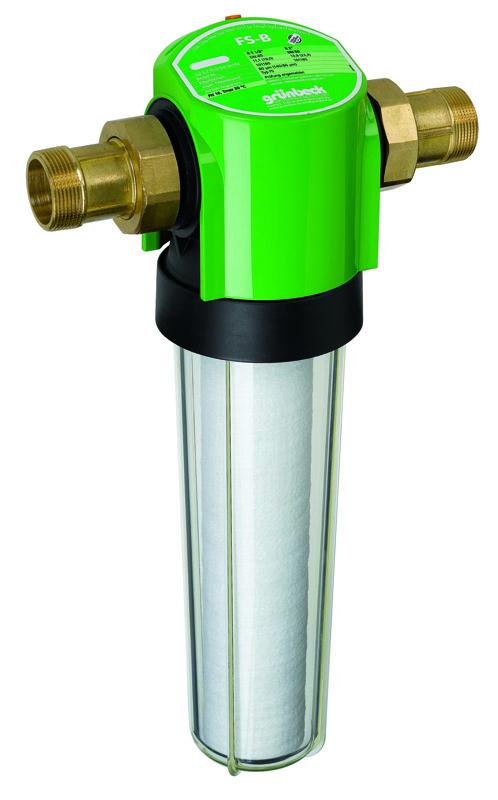 Фильтры тонкой очистки Gruenbeck GENO FS-B