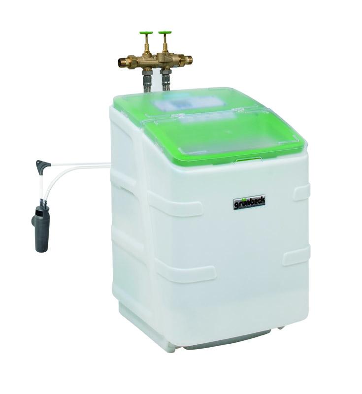 Установка умягчения воды Gruenbeck Weichwassermeister GSX