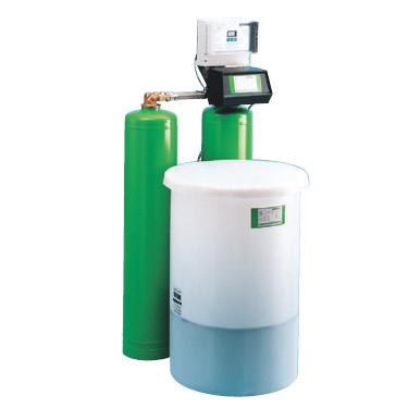 Установки умягчения для горячей воды Gruenbeck GENO-mat